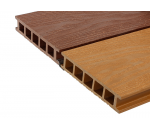 Террасная доска Savewood - Fagus Тангенциальная Темно-коричневая 4м