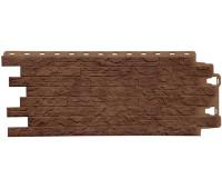 Цокольный сайдинг (фасадные панели) Docke (Деке) , Edel (каменная кладка), Родонит