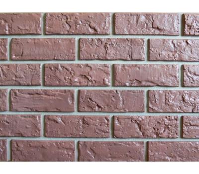 Цокольный сайдинг Nailite Hand-Laid Brick (Кирпич) RED BLEND