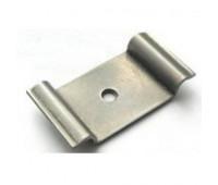Кляймер для террасной доски «SaveWood Salix», нержавеющая сталь. Меньший зазор