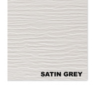 Виниловый сайдинг Mitten (Миттен), Satin Grey (Атлас серый)