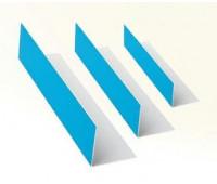 Фурнитура (молдинг ПВХ) - Уголок для ПВХ Панелей