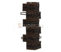 Угол для цокольного сайдинга Royal Stone Скалистый камень - Виннипег