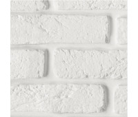 Панель ПВХ Б-Пласт панель №347 Кирпич Белый
