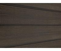 Фасадная доска ДПК  SAVEWOOD CEDRUS Темно-Коричневая Радиальная