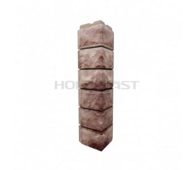 Внешний Угол Holzplast Wandstein для коллекции Скол Коричневый