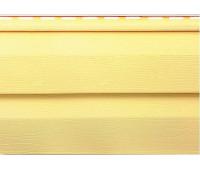 Виниловый сайдинг Альта Профиль (Канада плюс) коллекция Престиж, Желтый
