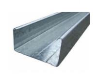 Металлический профиль ПП 60*27 (используется в качестве обрешетки для сайдинга)