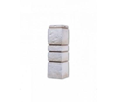 Угол наружный для Цокольного сайдинга Docke коллекция Burg Цвет шерсти