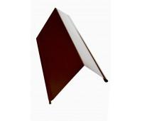 Планка торцевая 95х120 мм для металлочерепицы
