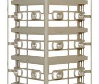 Система отделки углов (русты) «АЛЬТА-ПРОФИЛЬ» - Крепежная основа