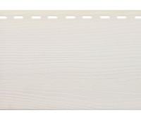 Сайдинг Альта Профиль (Альта Борд) Вспененный коллекция стандарт - Белый