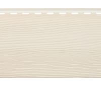 Сайдинг Альта Профиль (Альта Борд) Вспененный коллекция стандарт - Кремовый