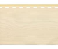 Сайдинг Альта Профиль (Альта Борд) Вспененный коллекция стандарт - Желтый