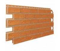 Фасадная панель VILO Brick Фуга кирпич Ginger Имбирь