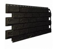 Фасадная панель VILO Brick Фуга кирпич DARK BROWN Без Шва (Темно-коричневый)