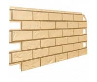 Фасадная панель VILO Brick Фуга кирпич SAND (Песочный)