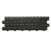 Фасадные панели (цокольный сайдинг) Tecos BRICKWORK Graphite (Графит)