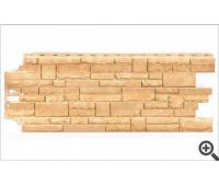 Фасадные панели (цокольный сайдинг) Docke (Деке) , Stern (Звезда), Родос