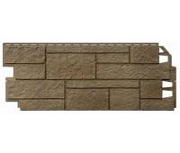 Фасадные панели VOX кирпич Sandstone (Сандстоун) - Light Brown Светло-коричневый