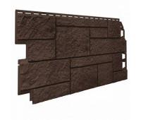ФАСАДНЫЕ ПАНЕЛИ VOX VILO SANDSTONE (САНДСТОУН) - Dark brown Темно коричневый