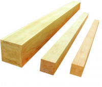 Брусок деревянный обрезной 50х50х3000мм