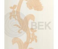 ПВХ панель лакированная ВЕК Гортензия Бежевая Цветок