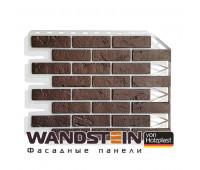 Цокольный сайдинг Holzplast Wandstein Кирпич Коричневый NEW