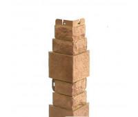 Угол наружный для цокольного сайдинга Альта Профиль КОЛЛЕКЦИЯ «СКАЛИСТЫЙ КАМЕНЬ» Памир