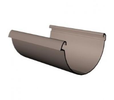 Желоб водосточный Docke LUX (Германия) 3м Коричневый