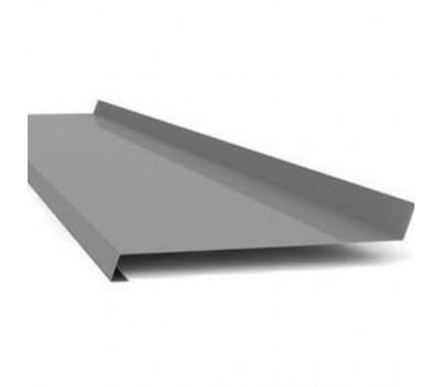 Отлив металлический Серый RAL 7004