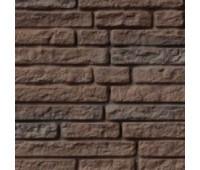 Цокольный сайдинг Foundry натуральный камень Умбра 887