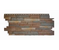 Цокольный сайдинг Nailite Stacked-Stone Premium (Природный камень Премиум) Chestnut Hills