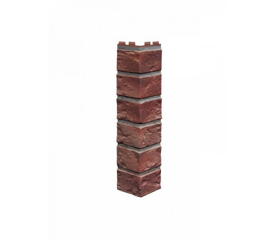 Угол для панелей VOX кирпич Solid Brick Британия