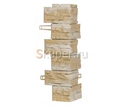Угол для цокольного сайдинга Royal Stone Скалистый камень - Ванкувер