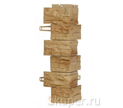 Угол для цокольного сайдинга Royal Stone Скалистый камень - Ричмонд