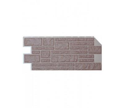 Фасадные панели VOX камень Solid Cube Красный