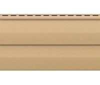 Виниловый сайдинг Vox (Вокс) - Корабельный брус, Песочный