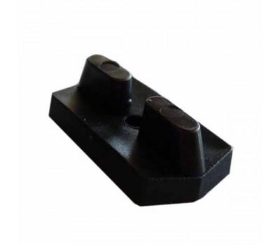 Кляймер пластиковый (крепёжная клипса) для террасной доски «SaveWood»