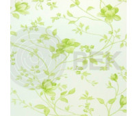 ПВХ панель лакированная ВЕК Азалия Зеленая