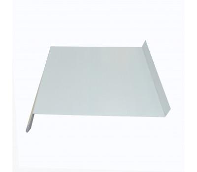 Отлив металлический Белый RAL 9003