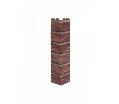 Угол для панелей VOX кирпич Solid Brick Голландия