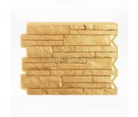 Цокольный сайдинг Holzplast Wandstein Парфир Sandgelb / Песочный