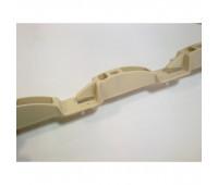 Профиль крепежный для винилового бревна Holzblock (Хольцблок) - 180 мм