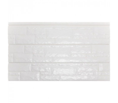 Цокольный сайдинг Доломит коллекция Airside - Камень Белый