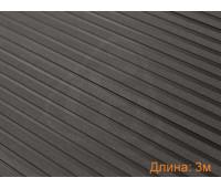 Террасная доска Savewood - Ulmus Темно-коричневая - 3м