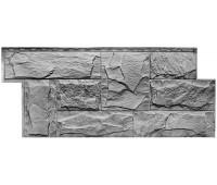 Цокольный сайдинг Т-сайдинг коллекция Гранит Леон - Гранит Кавказ