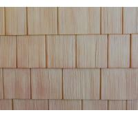 Цокольный сайдинг Nailite Rough-Sawn Cedar (Дранка) SUNSET CEDAR