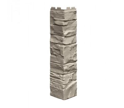 Угол наружный для панелей VOX природный камень Solid Stone Лацио