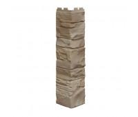 Угол наружный для панелей VOX природный камень Solid Stone Умбрия
